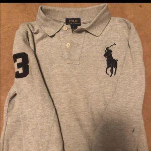 A Ralph Lauren boys sweater